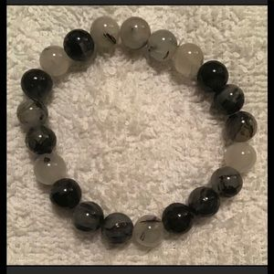 Jewelry - Tourmalated Quartz Bracelet